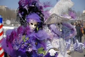 Paris Carnaval Violaine